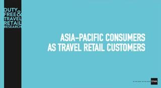 Asia Pacific Consumers as Travel Retail Customers (2005)