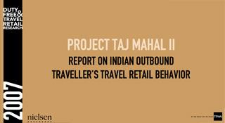 Indian Outbound Traveller Research (2007)