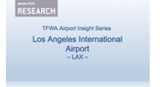 TFWA Airport Insight Series – Los Angeles International Airport (2015)