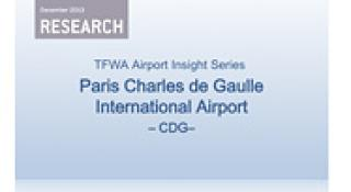 TFWA Airport Insight Series – Paris Charles de Gaulle International Airport (2014)