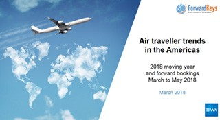 TFWA Monitor : Air traveller trends in the Americas
