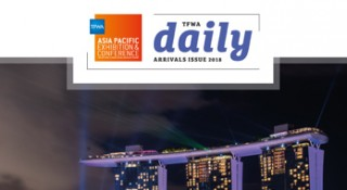TFWA DAILY Arrivals Issue 2018