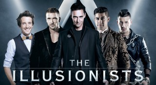 five top international illusionists