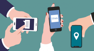 TFWA's new all-in-one App