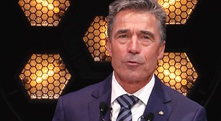 Big-Stick Diplomacy: Anders Fogh Rasmussen