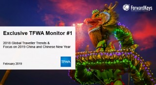 TFWA Monitor: 2018 Global Traveller Trends & Focus on China 2019