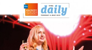 TFWA Daily: Tuesday issue