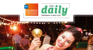 TFWA Daily: Thursday issue