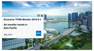TFWA Monitor: Air traveller trends in Asia Pacific 2019
