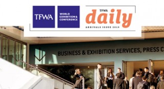 TFWA Daily: Arrivals issue 2019