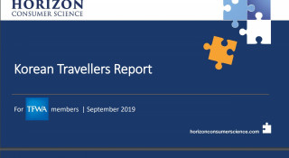 TFWA Insight: Korean Travellers Report 2019