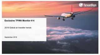 TFWA Monitor: Global Air Traveller Trends 2019