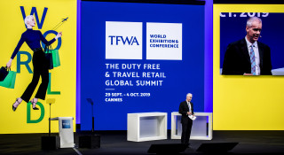 Conference 2019 of TFWA World Exhibition and Conference