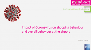 TFWA Insight: Impact of coronavirus on traveller behaviour March 2020