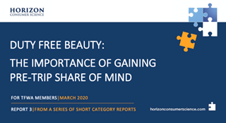TFWA Insight: Beauty Report 2020