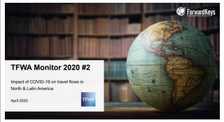 TFWA Monitor: Americas travel report April 2020