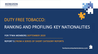 TFWA Insight: Tobacco Report 2020