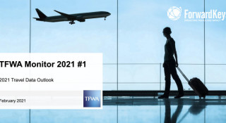 TFWA Monitor: Travel data outlook 2021