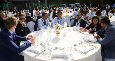 The MEADFA Conference 2018 - Lunch