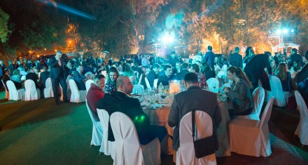 The MEADFA Conference 2018 - Networking