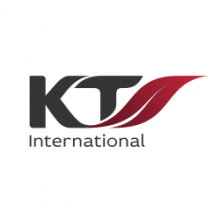 KT  INTERNATIONAL SA logo