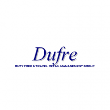 DUFRE-DUTY FREE & TRAVEL RETAIL MANAGEMENT GROUP logo